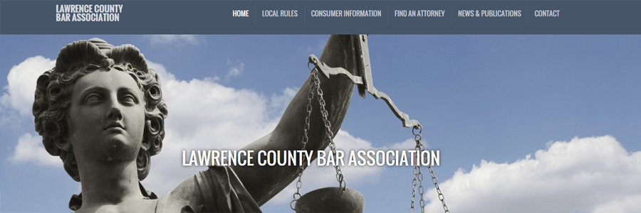 Lawrence County Bar Association