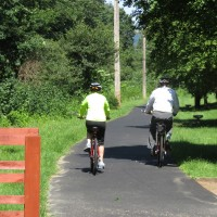 Stavich Bike Trail Bikers