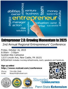 2nd Annual Entrepreneur Conference