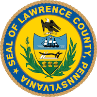 Lawernce County Seal Color
